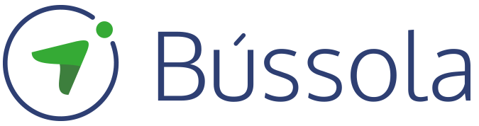 Bússola Social - Logo